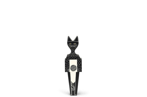 Wooden Doll Alexander Girard , 1952 cat dog