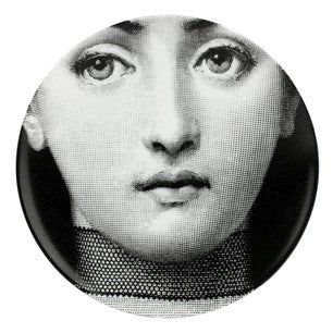 Fornasetti plate Theme & Variations series no 220
