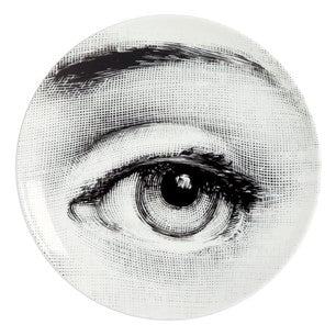 Fornasetti plate Theme & Variations series no 248