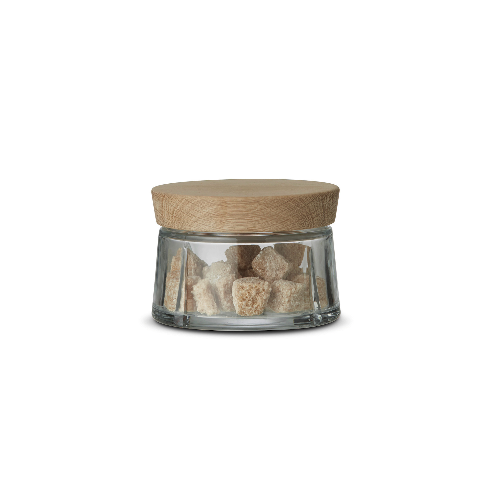 Grand Cru Glass Storage Jar 0.3 Qt. / 250 ml