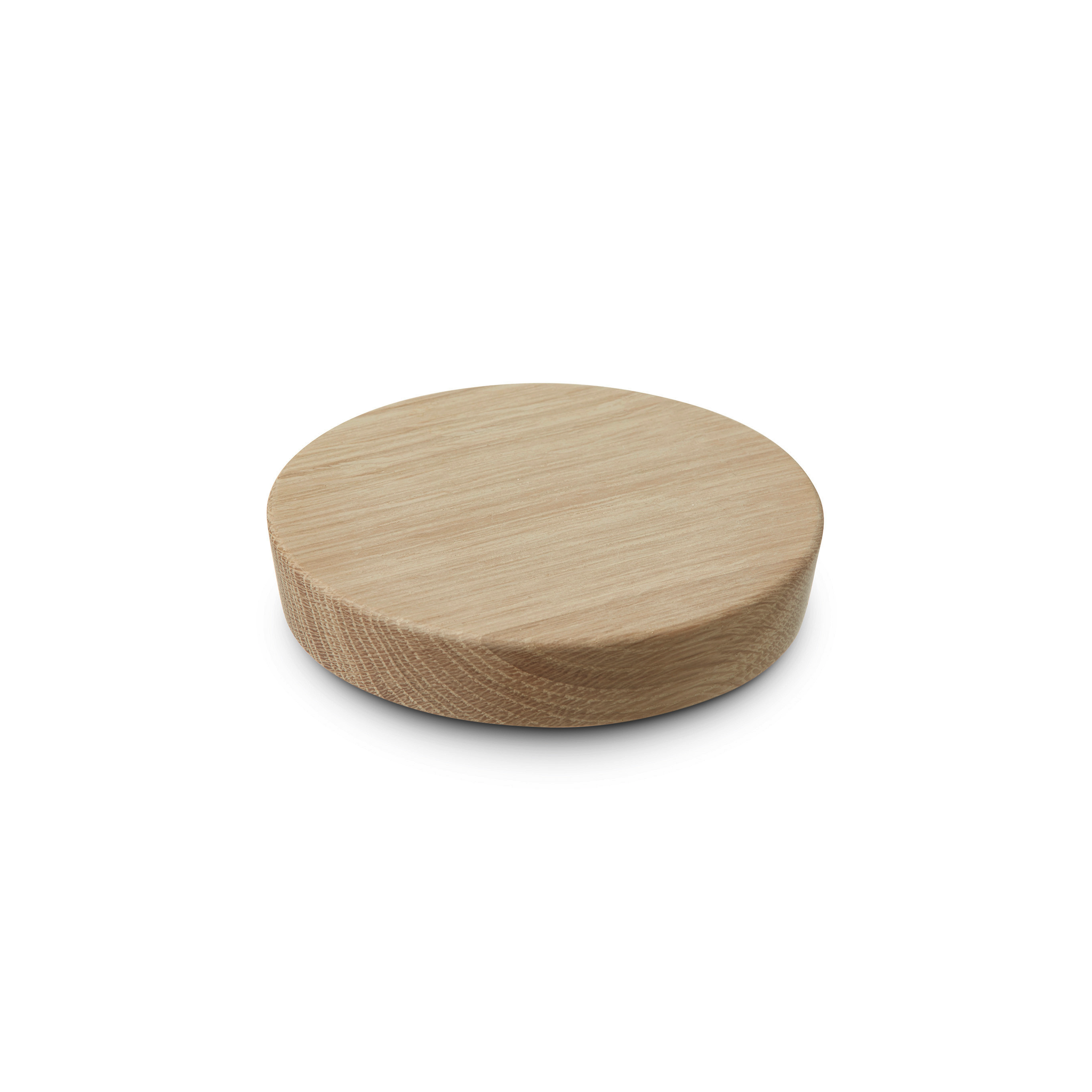 Oak Lid for Glass Storage Jar