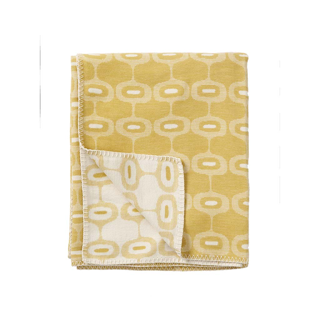 Klippan blanket light brushed cotton Doris (5 colours)
