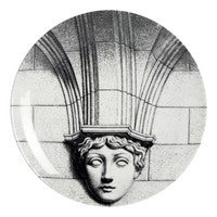 Fornasetti plate Theme & Variations series no 266