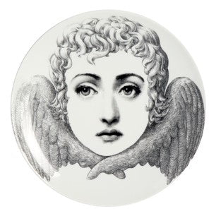 Fornasetti plate Theme & Variations series no 267