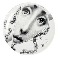 Fornasetti plate Theme & Variations series no 289