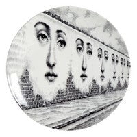 Fornasetti plate Theme & Variations series no 299