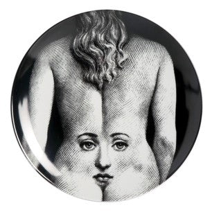 Fornasetti plate Theme & Variations series no 300