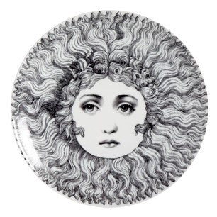 Fornasetti plate Theme & Variations series no 313