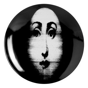 Fornasetti plate Theme & Variations series no 317
