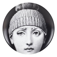 Fornasetti plate Theme & Variations series no 374