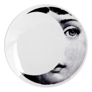 Fornasetti plate Theme & Variations series no 039