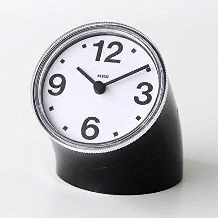 Cronotime clock black