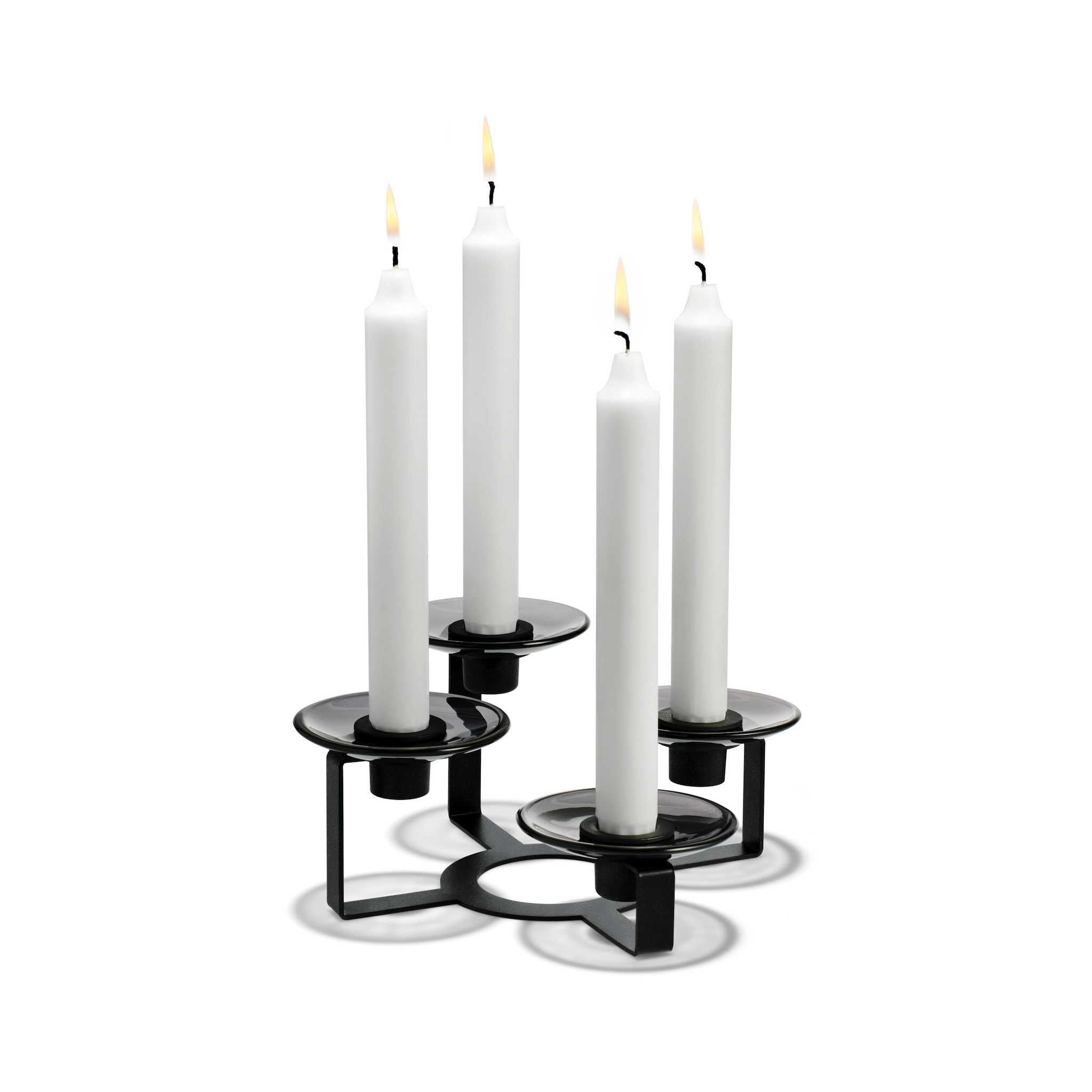 LUMI Candle Holder, 4-Armed