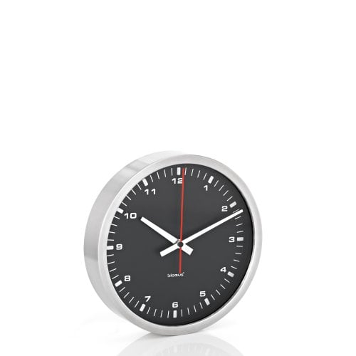 Wall Clock black Small ERA