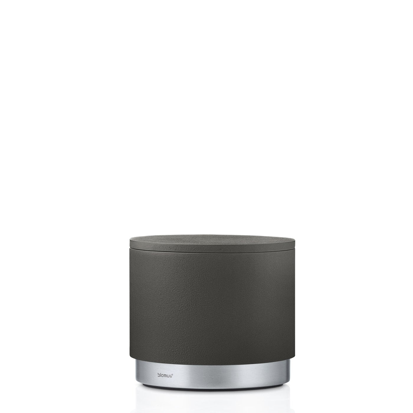 ARA SOAP STORAGE CANISTER BOX - Anthracite / Black