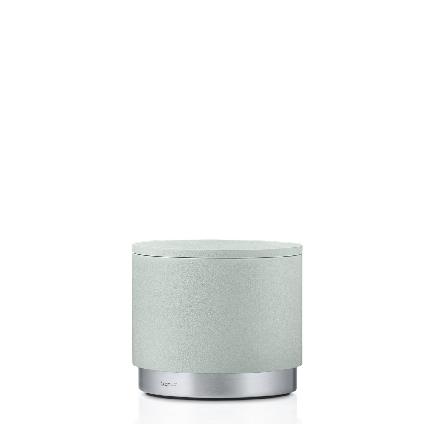 ARA SOAP STORAGE CANISTER BOX - Icegreen