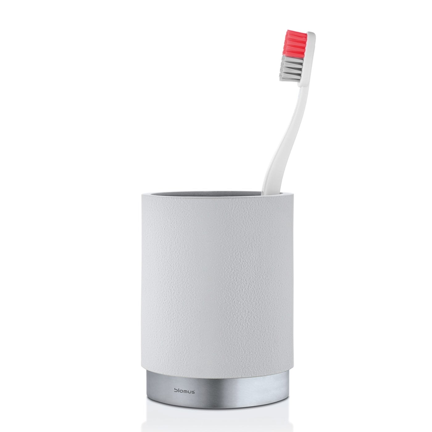ARA TUMBLER / TOOTHBRUSH HOLDER - Moon-Grey