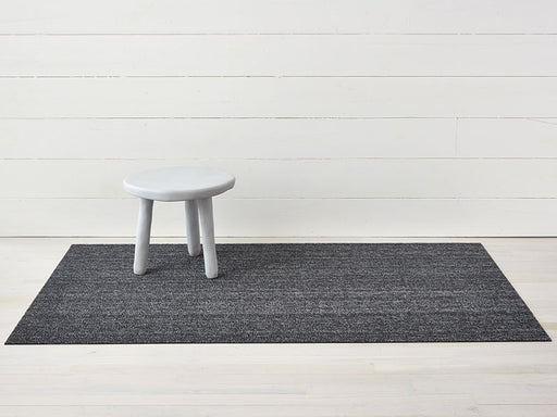 Chilewich Heathered Shag Mat in Grey