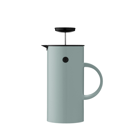 Stelton Erik Magnussen French press coffee dusty green