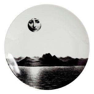 Fornasetti plate Theme & Variations series no 085