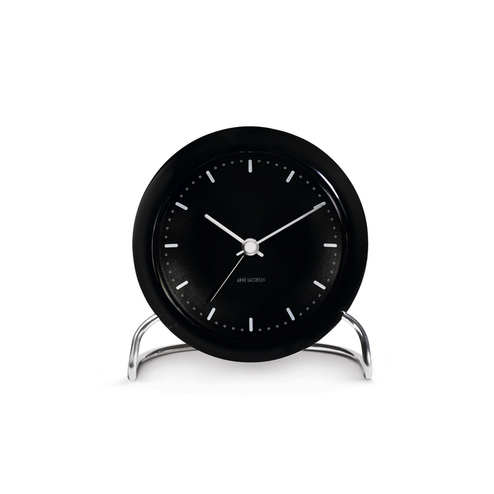 Arne Jacobsen Alarm Clock, City Hall