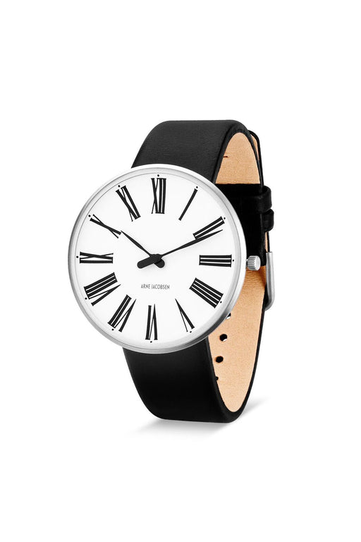 Arne Jacobsen 40mm Wrist Watch Roman