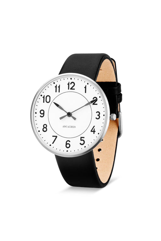 Arne Jacobsen 40mm Wrist Watch Station