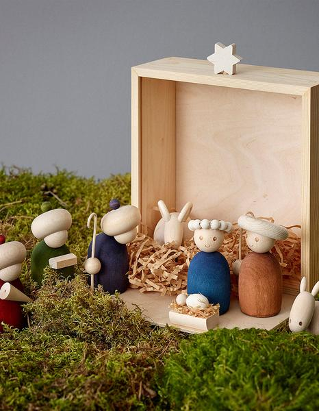 Aarikka nativity set