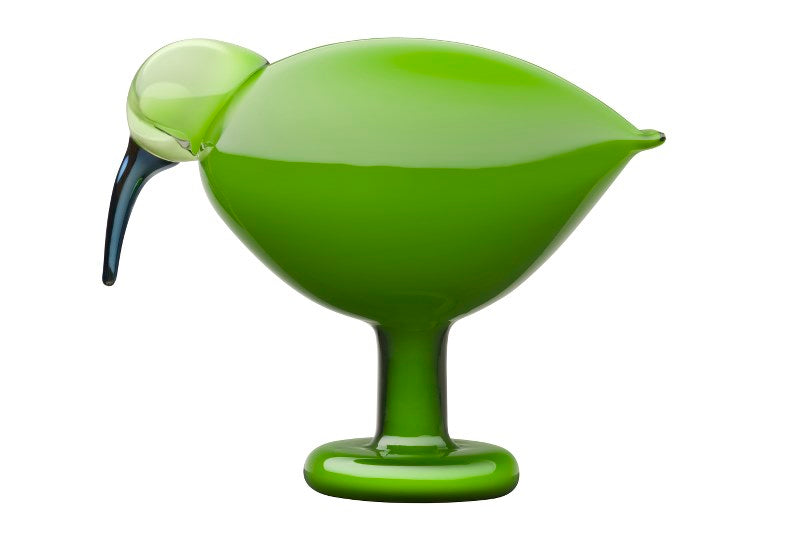 iittala bird by Toikka Green Ibis