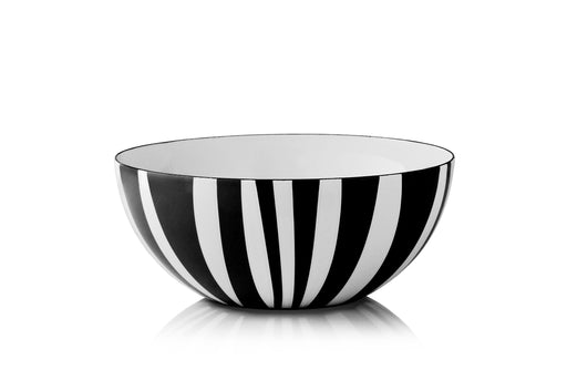 Cathrineholm enamel bowl 20cm stripes