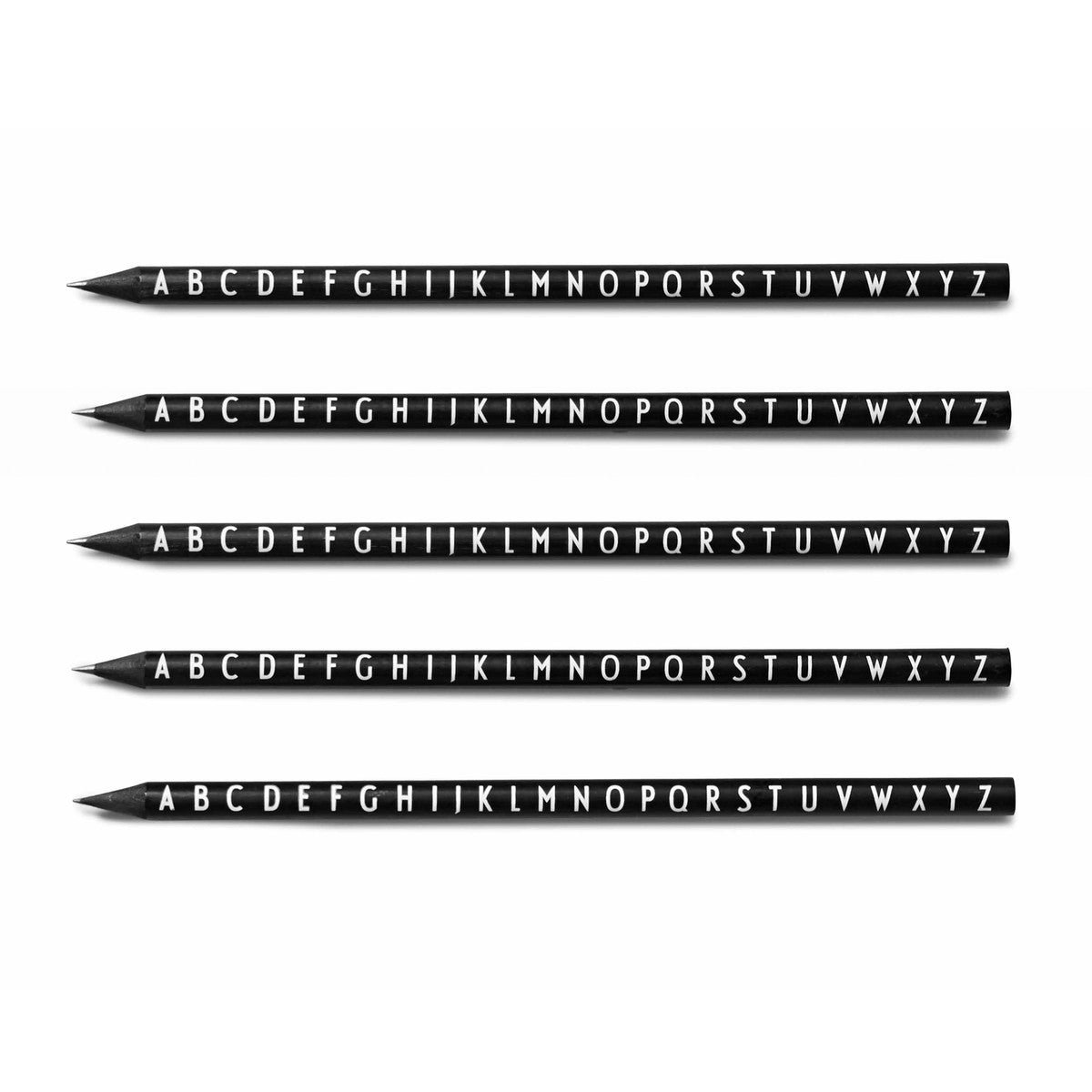 Arne Jacobsen ABC Design pencils