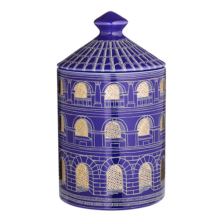 Fornasetti candle Arch Notte 300g