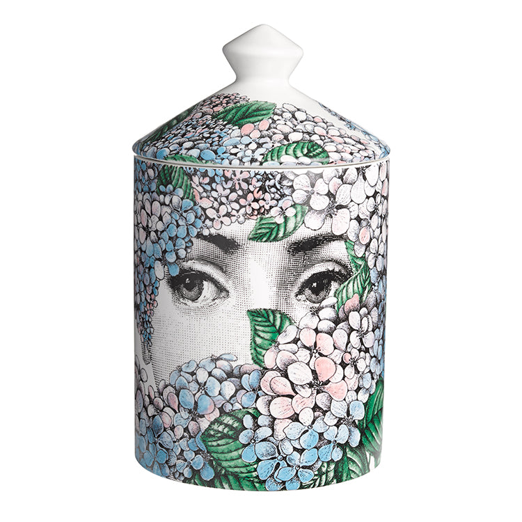 Fornasetti candle Ortensia 300g