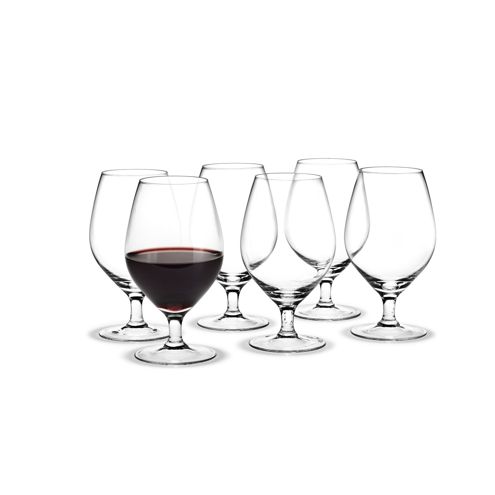 Royal Red Wine Glass (6 Pcs.)