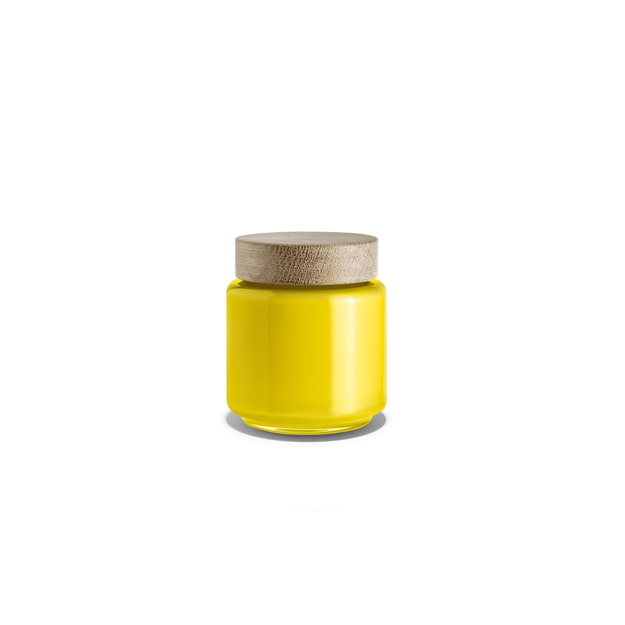 Palet Storage Jar, Yellow, 0.5 Qt.