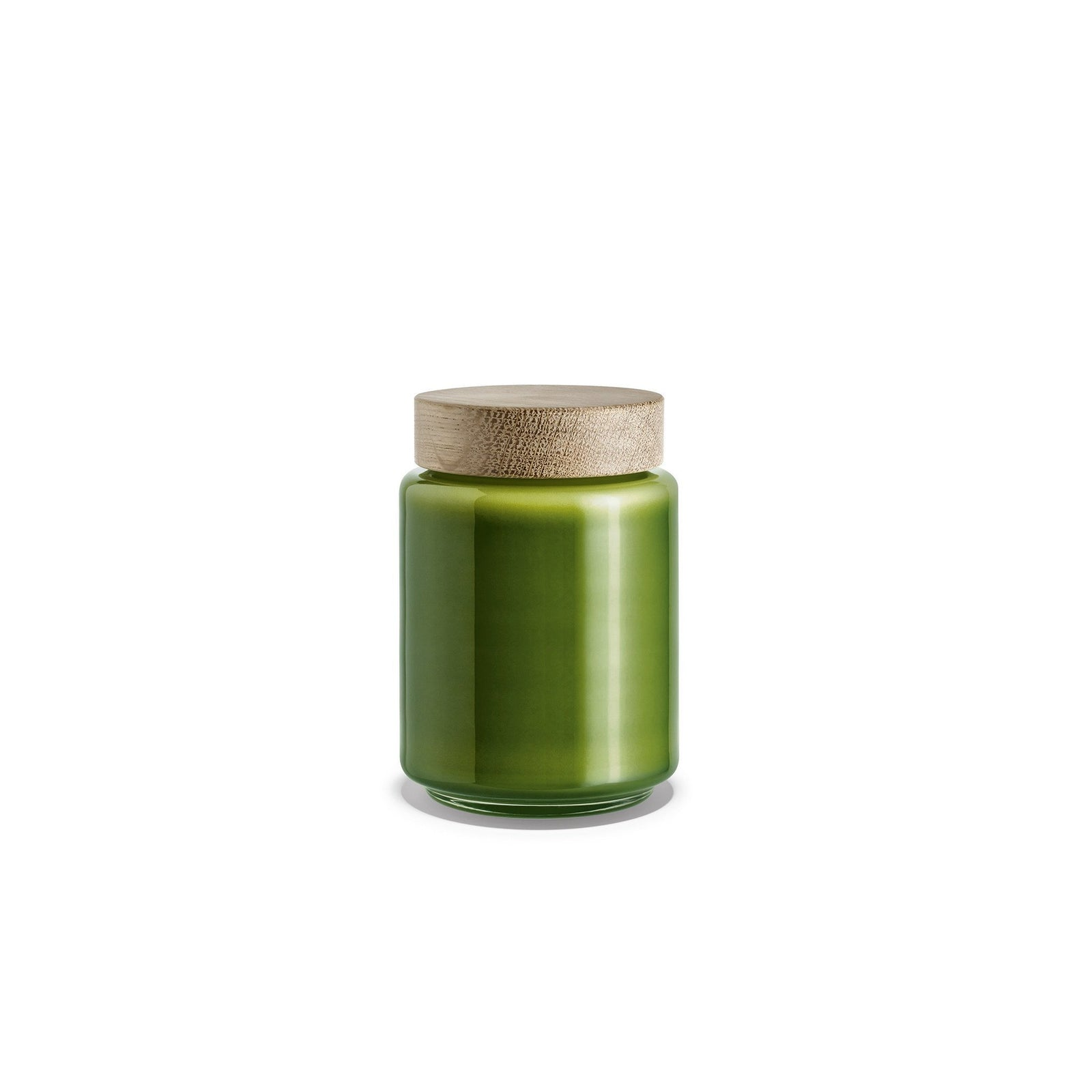 Palet Storage Jar, Green, 0.75 Qt.
