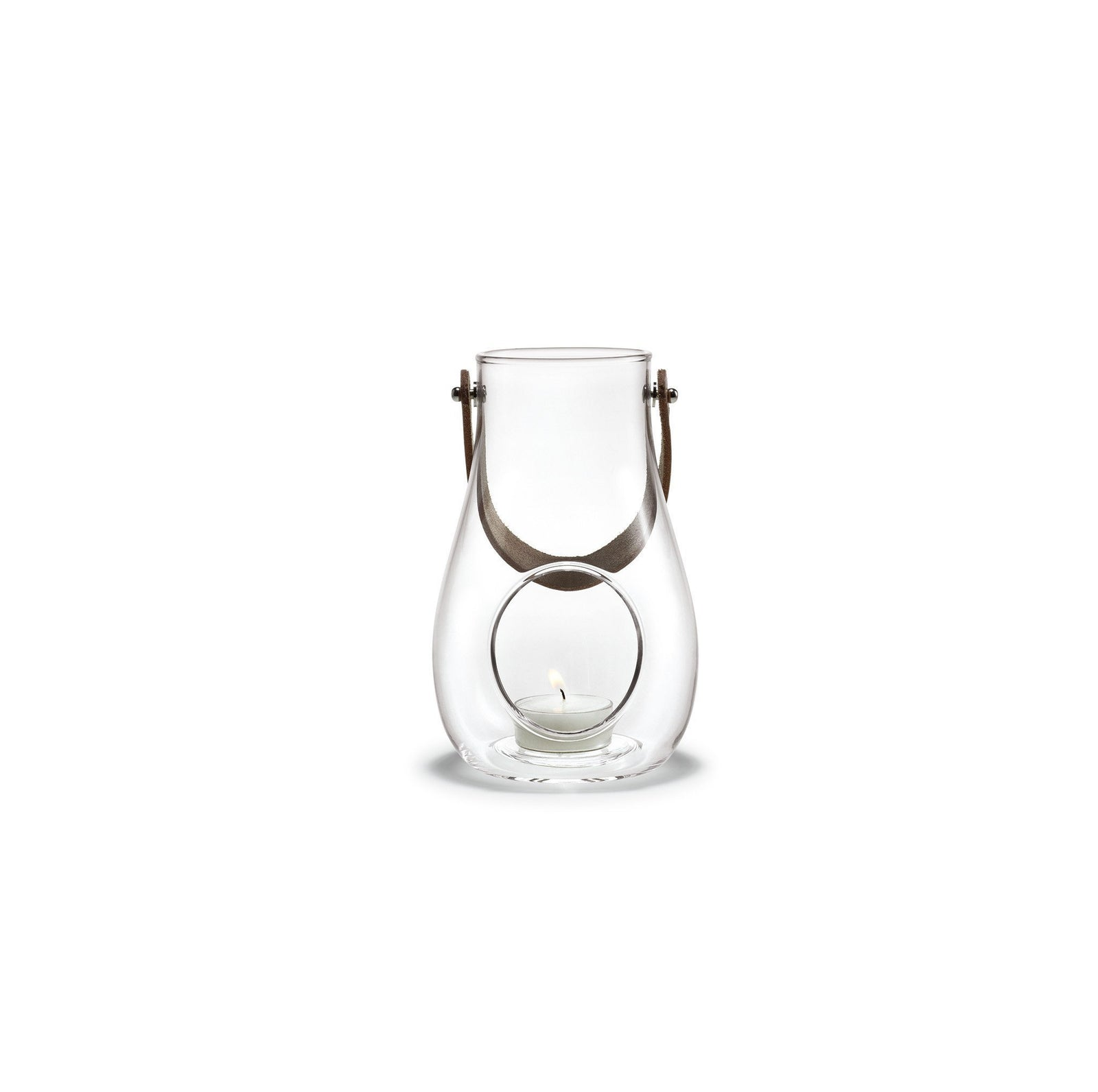 Design with Light Clear Lantern, 6.3""