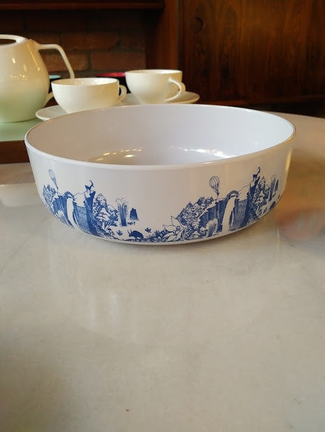 Moomin Melamine Small Bowl