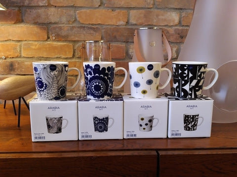Owl Bone China Mugs from England