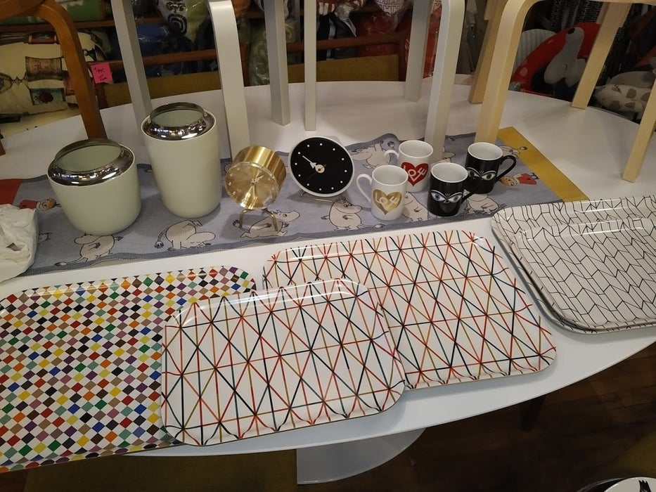 Classic Trays - Grid multicolour Alexander Girard, 1958-1974