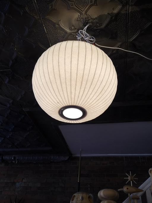 "Cocoon bubble lamp 19"" ball"