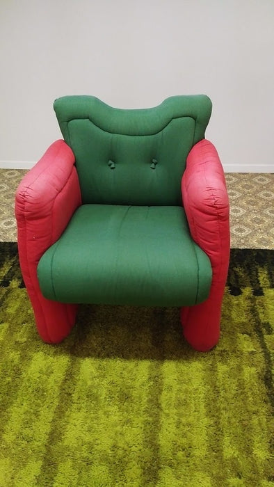 Gaetano Pesce Chairs from Chait Day offices vintage