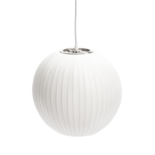 "Cocoon bubble lamp 27"" ball"