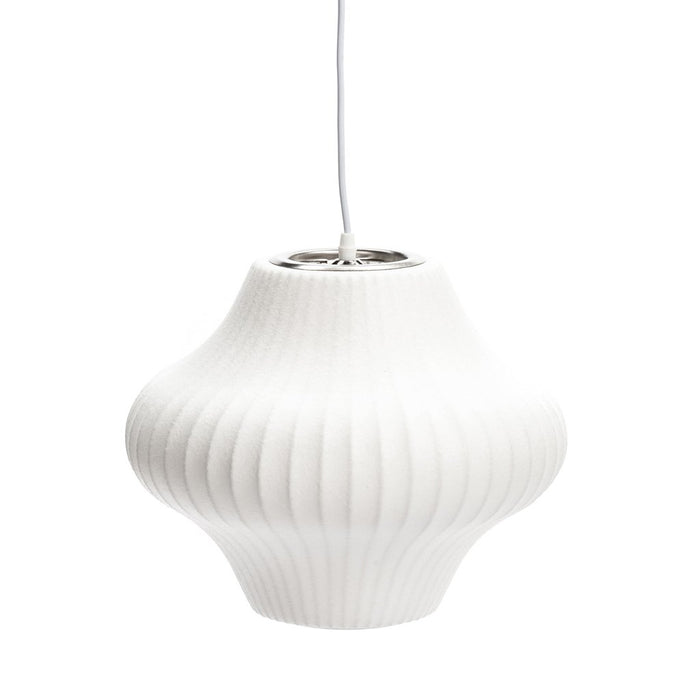 "Cocoon bubble lamp 14"" pear"