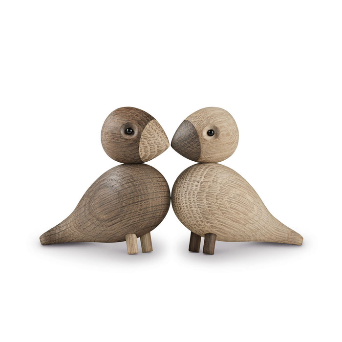 Kay Bojesen Lovebirds, Set of 2 (1950)