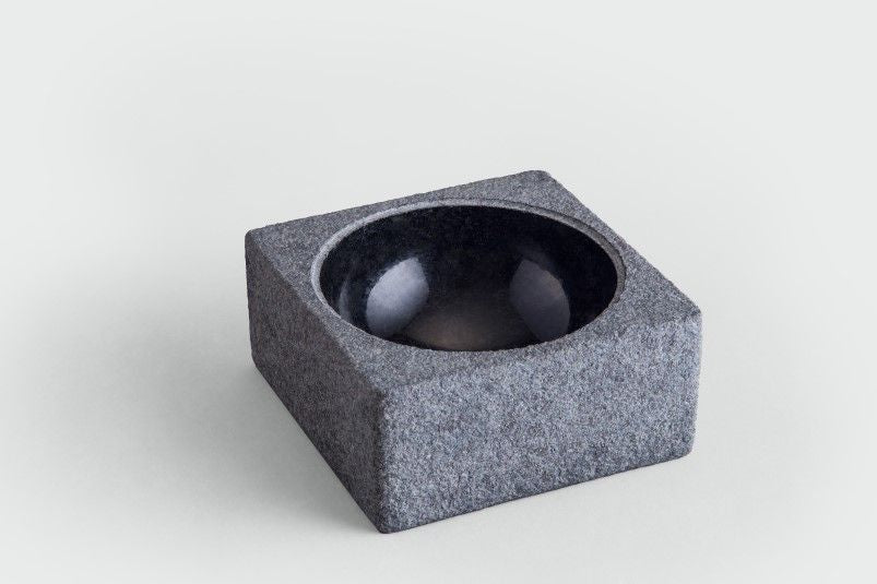 Poul Kjaerholm granite bowl