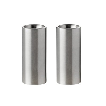 Stelton Arne Jacobsen salt and pepper set