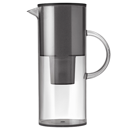 Stelton EM water jug with lid (1.5 L) water filter