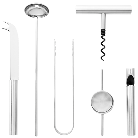 Stelton original bar set ( 6 pieces)