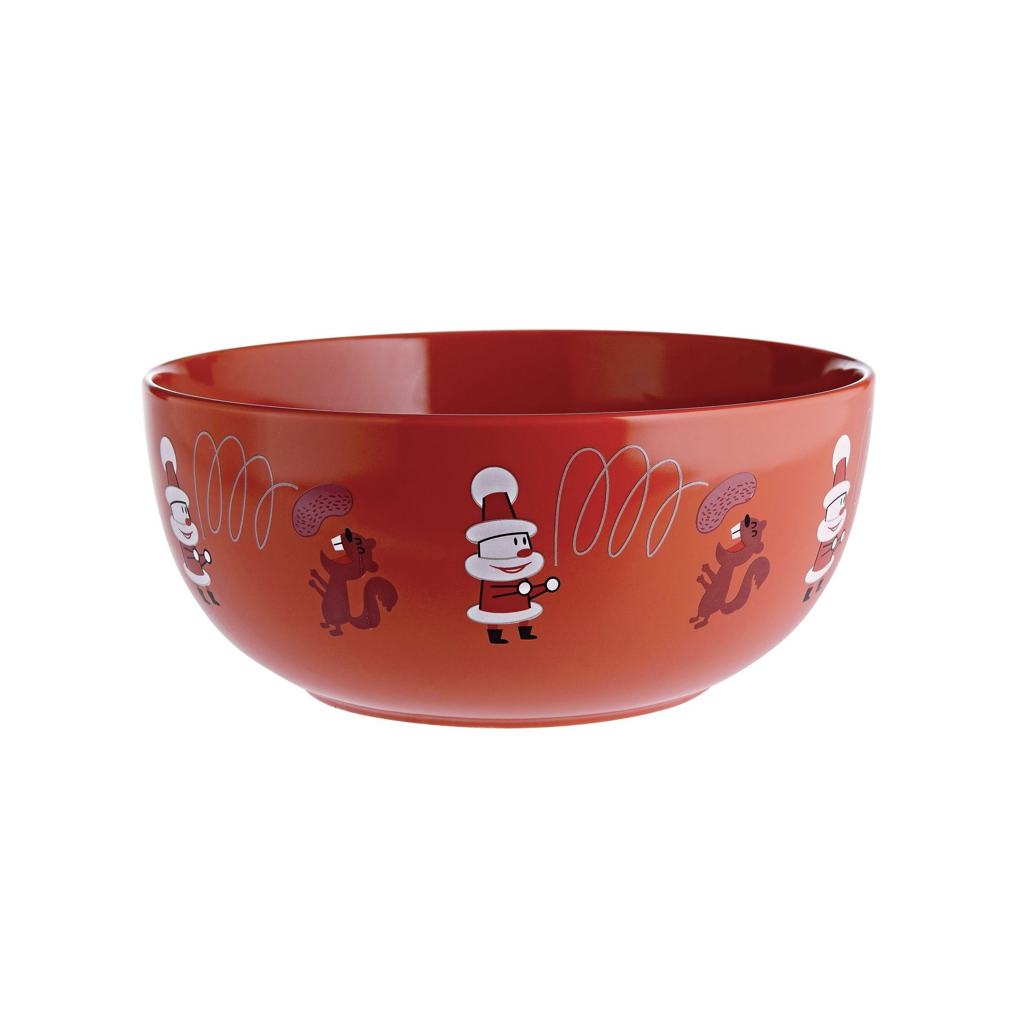 Nut bowl - Get nuts! Christmas